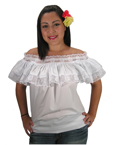 9c872ceb02d63c Mexican Ladies Blouses : Mexican , Imports!